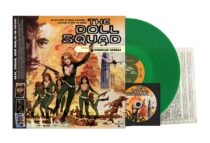 The Doll Squad Original Motion Picture Soundtrack Limited Edition Transparent Green Vinyl