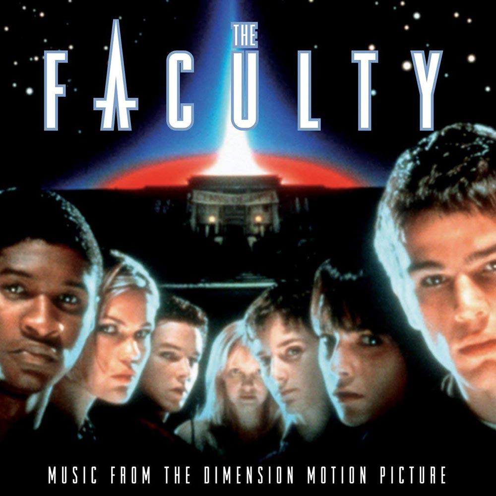 The Faculty 20th Anniversary Original Soundtrack UK/EU RSD Exclusive