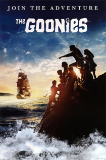 The Goonies: Join the Adventure 24 x 36 Inch Movie Poster