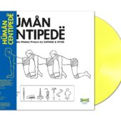 The Human Centipede (First Sequence) Original Motion Picture Soundtrack Limited Yellow Vinyl Edition