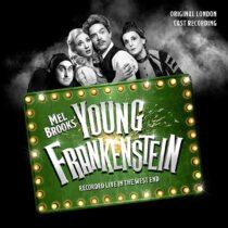 Mel Brooks' Young Frankenstein Original London Cast Soundtrack Recording CD