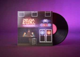 Zelda & Chill Video Game-Inspired Soundtrack Limited Vinyl Edition