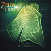 Zelda Cinematica: A Symphonic Tribute Limited Vinyl Edition