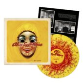 Alice, Sweet Alice Original Motion Picture Soundtrack Yellow Rain Coat with Blood Red Splatter Vinyl Edition