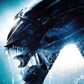 Aliens (1986) 24 X 36 inch Side Splash Movie Poster