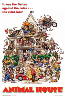 National Lampoon's Animal House 24 X 36 inch Movie Poster
