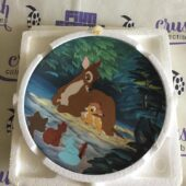 Walt Disney's Bambi Hello Little Prince Limited Edition Collector Plate (1992) [U53]