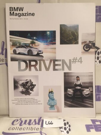BMW Magazine (Spring/Summer 2014) BMW i8 [L66]