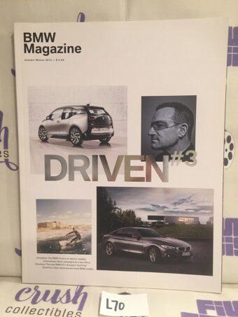 BMW Magazine (Autumn/Winter 2013) BMW i3, U2's Bono [L70]
