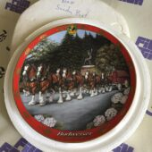 Budweiser Sunday Best by Susie Morton Limited Edition Collector Plate (2000) [U59]