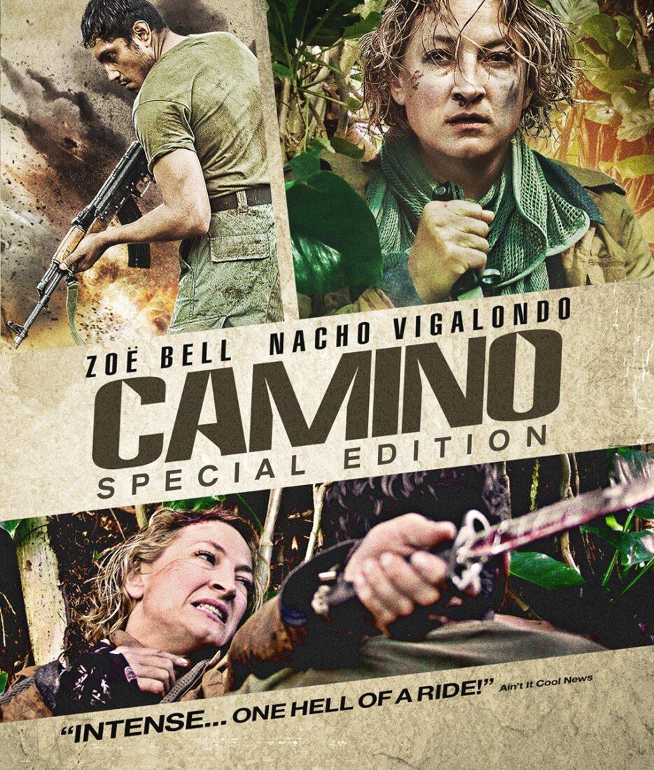 Camino Special Edition Blu-ray