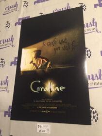 Coraline Original 11×17 inch Promotional Movie Poster [i11]