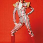 David Bowie 24 X 36 inch Ziggy Stardust Glam Music Concert Poster