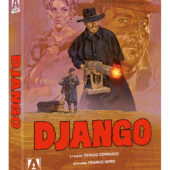 Django UHD 4k + Texas, Adios Blu-ray Limited Edition Box Set