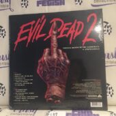 Evil Dead 2 Remastered 30th Anniversary Motion Picture Music by Joseph Loduca