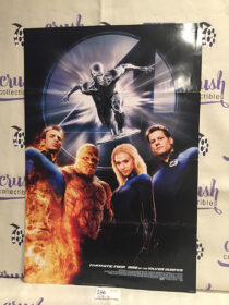 Fantastic 4: Rise of the Silver Surfer 13×20 inch Original Promotional Movie Poster [I86]