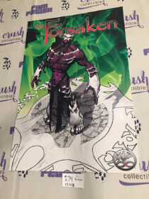 The Forsaken 12×18 inch Promotional Indie Comic Poster [I74]