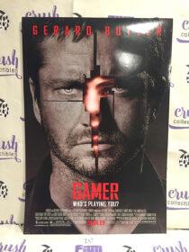 Gamer Original 13×20 inch Promotional Movie Poster [I87]
