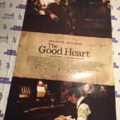 The Good Heart (2009) Original 27×40 inch Movie Poster SIGNED by Paul Dano