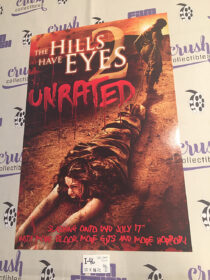 The Hills Have Eyes 2: Unrated Cut 12×18 inch Promotional Movie Poster [I46]