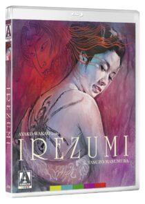 Irezumi Special Limited Blu-ray Edition