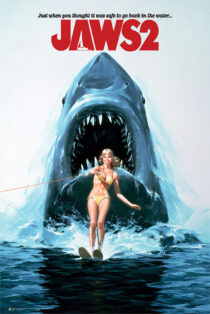 Jaws 2 – 24 X 36 inch Movie Poster