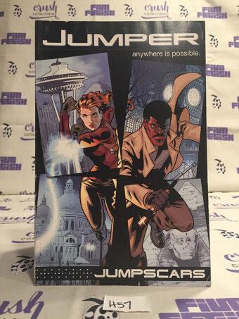 Jumper Movie Prequel Comic Book [H57]