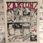 Harvey Kurtzman's Kar-Tunz Comic Magazine (Issue 17, May 1989) RARE [H60]