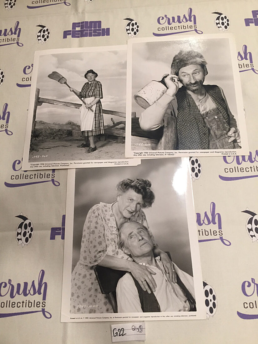 The Kettles in the Ozarks Set of 3 Original 8×10 Press Photo Lobby Cards [G22]