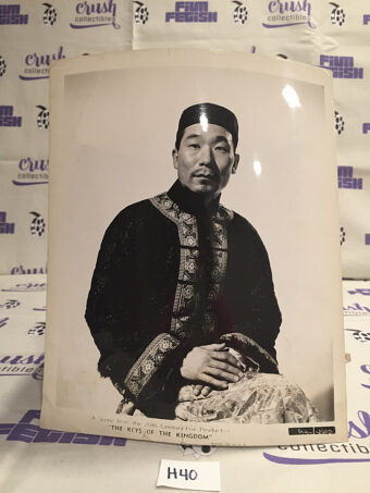Philip Ahn in The Keys to the Kingdom Original 8×10 inch Press Photo Lobby Card [H40]