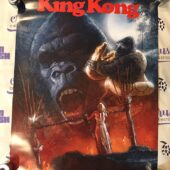 King Kong (1976) 18×24 inch Shout Factory Limited Edition Promotional Movie Poster