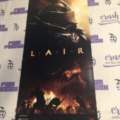 LAIR PlayStation 3 Original 12×26 inch Video Game Poster [I05]