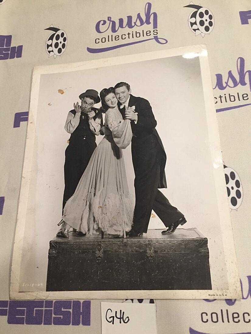 Leo Gorcey Original 8×10 inch Publicity Press Lobby Card Photo [G46]
