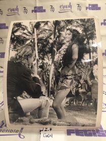 Mutiny on the Bounty Original 8×10 inch Publicity Press Lobby Card Photo, Marlon Brando, Tarita [G64]