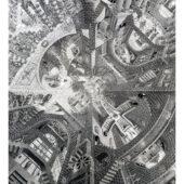 Tom Masse's The Atrium 22 X 32 inch Art Poster