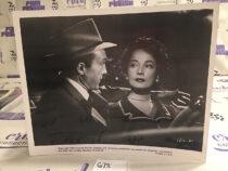 The Price of Fear (1956) Original 10×8 inch Press Lobby Card Photo, Merle Oberon, Warren Stevens [G78]