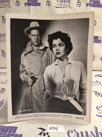 The Phenix City Story Original 8×10 inch Press Photo Lobby Card [H34]