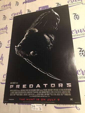 Predators Original 13×20 inch Promotional Movie Poster [I16]