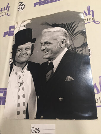 The Mary Tyler Moore Show TV Series Original 8×10 Press Photo – Ted Knight [G23]