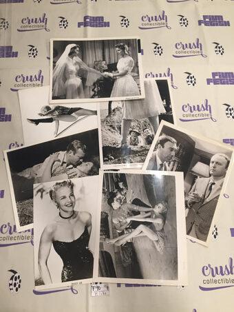 Set of 7 Original Movie Publicity Press Photos [F90]