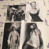 Mixed Lot of 4 Original Movie Publicity Press Photo Lobby Cards [F92]