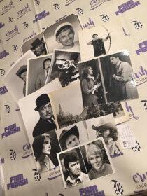 Mixed Lot of 13 Original Movie Publicity Press Photo Lobby Cards [F93]