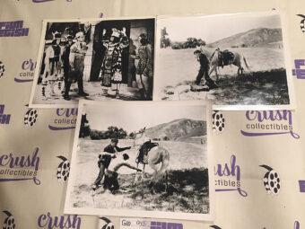 Mixed Set of 3 Original Western Movie Press Photo Lobby Cards [G10]