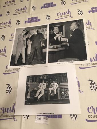 Frank Sinatra Set of 3 Original 8×10 inch Press Photo Lobby Cards [G14]