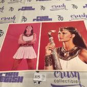 The Secrets of Isis Set of 2 Original 8×10 inch Press Photo Lobby Cards – JoAnna Cameron [H15]