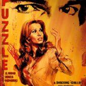 Puzzle (L'uomo Senza Memoria) Italian Giallo Thriller Blu-ray Special 4k Restoration Edition