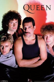 Queen in Concert 22 X 35 inch Music Poster