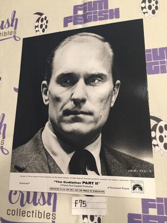 The Godfather Part II Original 8×10 inch Publicity Press Photo Lobby Card, Robert Duvall [F75]