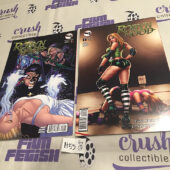Grimm Fairy Tales Robyn Hood Comic Book Set of 2 (Issue 2, Sept. 2014, 1st Printing) Zenescope [H55]