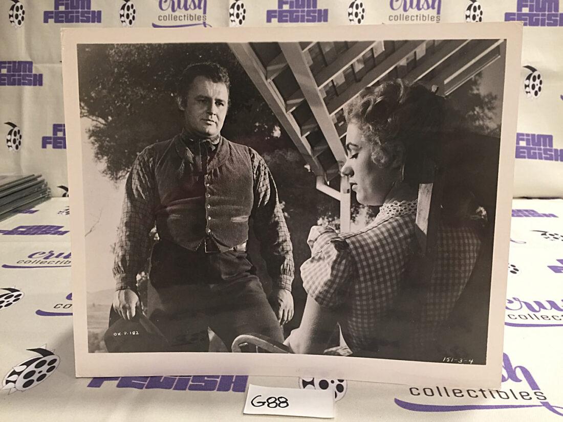 Oklahoma! Original 8×10 inch Publicity Press Photo – Rod Steiger, Shirley Jones [G88]